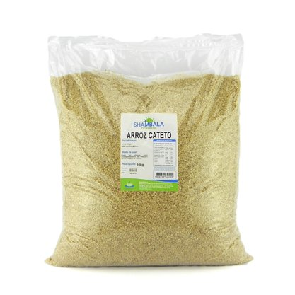 Arroz integral cateto 10kg