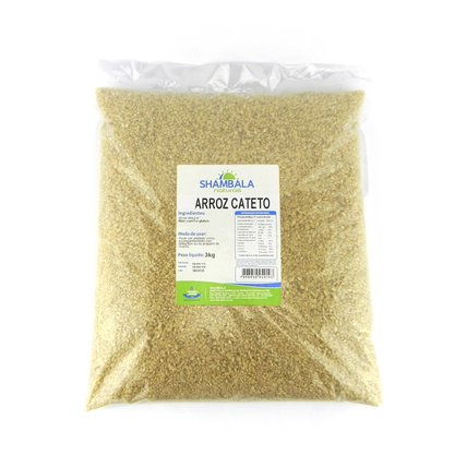 Arroz integral cateto 3kg