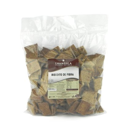Biscoito de fibras 2kg