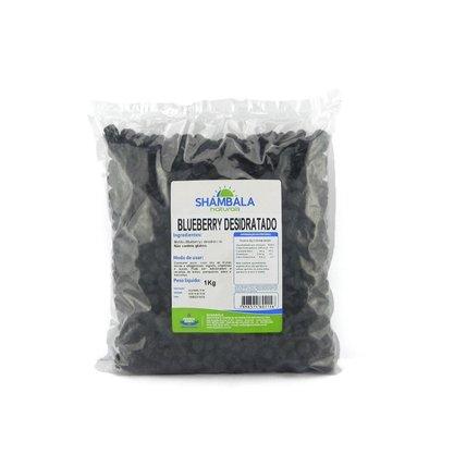 Blueberry (mirtilo) desidratado 1kg