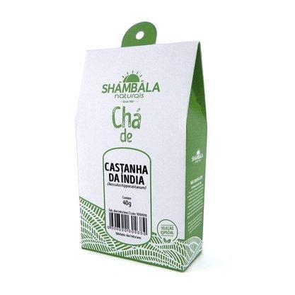 Castanha da índia chá 40g