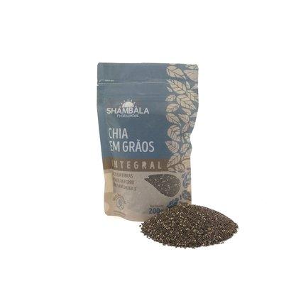 Chia em grãos 200g