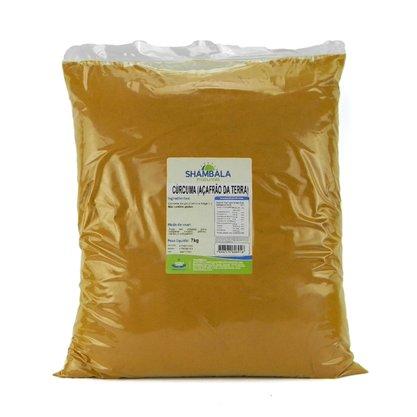 Cúrcuma (açafrão da terra) em pó 7kg