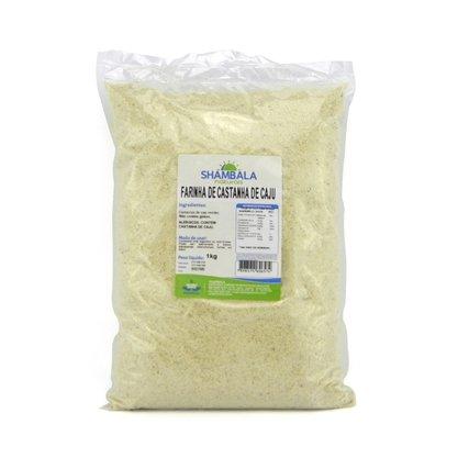 Farinha de castanha de caju 1kg