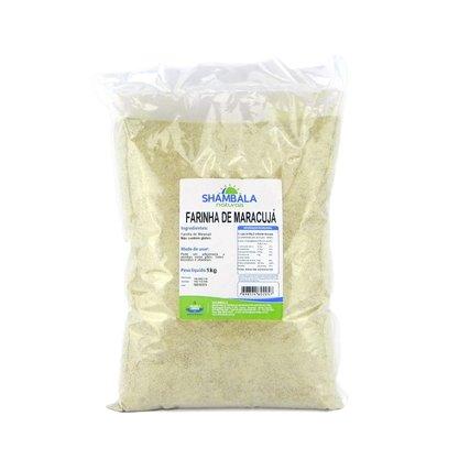 Farinha de maracujá 1kg