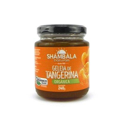 Geleia de tangerina orgânica 240g
