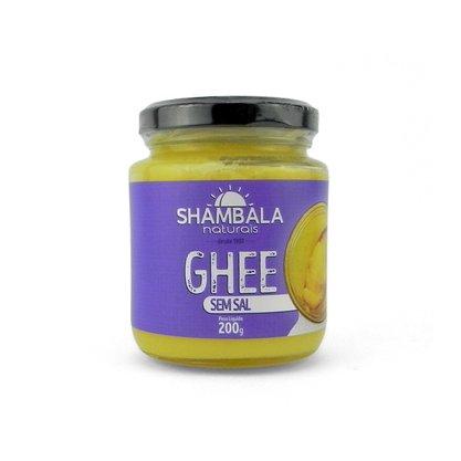 Ghee manteiga clarificada 200g