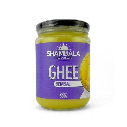 Ghee manteiga clarificada 500g caixa com 6 un.