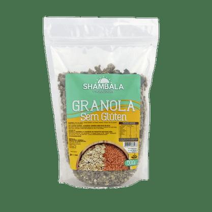 Granola Sem Glúten 500g