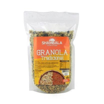 Granola tradicional 500g