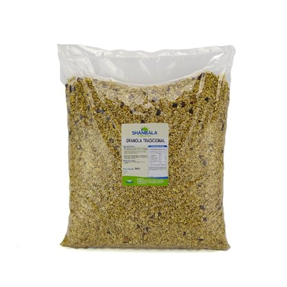 Granola tradicional 5kg