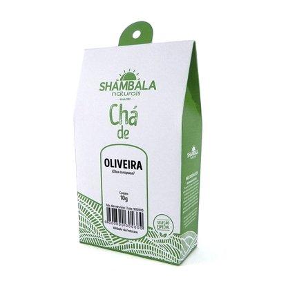Oliveira em folhas chá 10g