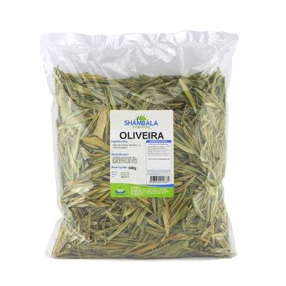 Oliveira em folhas chá 500g