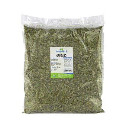 Orégano em folhas desidratado 500g