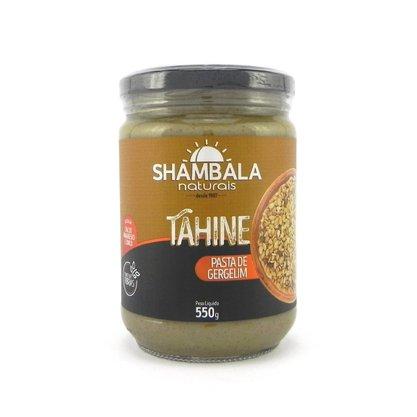 Pasta integral de gergelim Tahine 550g
