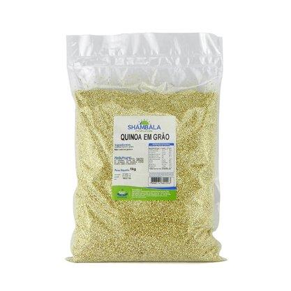 Quinoa real em grãos 1kg