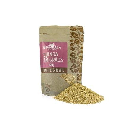 Quinoa real em grãos 200g