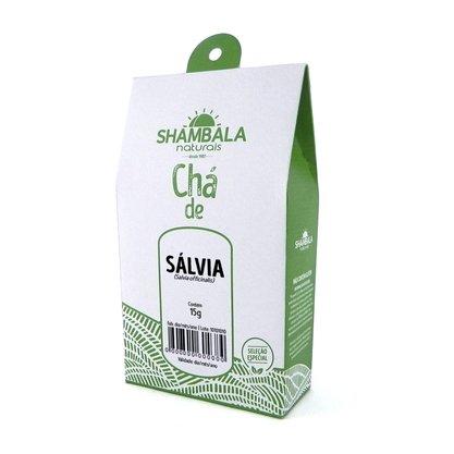 Sálvia folhas chá 15g