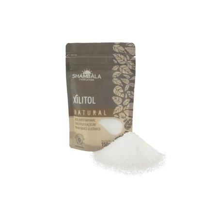 Xilitol (xylitol) cristal natural 150g