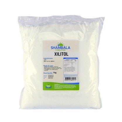 Xilitol cristal natural 1kg