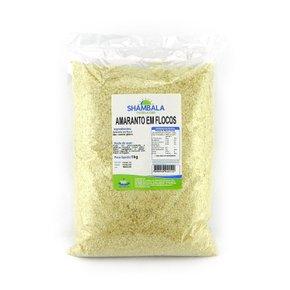 Amaranto em flocos 1kg