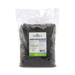 Cranberry desidratado 1kg