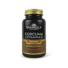 Cúrcuma 60 cápsulas de 650 mg