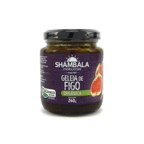 Geleia de figo orgânica 240g