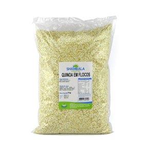 Quinoa real em flocos 1kg